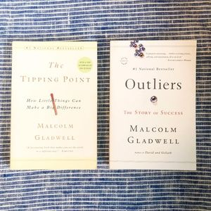 Other - Malcolm Gladwell Book Bundle